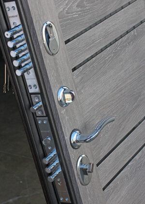 """Входная дверь """"Ferroni"""" chikago-shalegrafit2"""