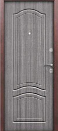 Входная дверь Dominanta Венге тобакко