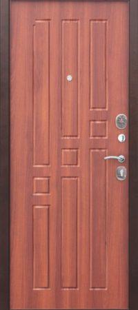 Входная дверь Гарда 8 мм Рустикальный дуб