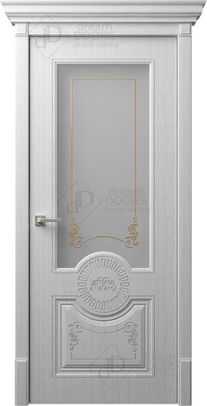 Dominika D-остеклённая дверь